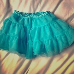 Carter's tulle skirt